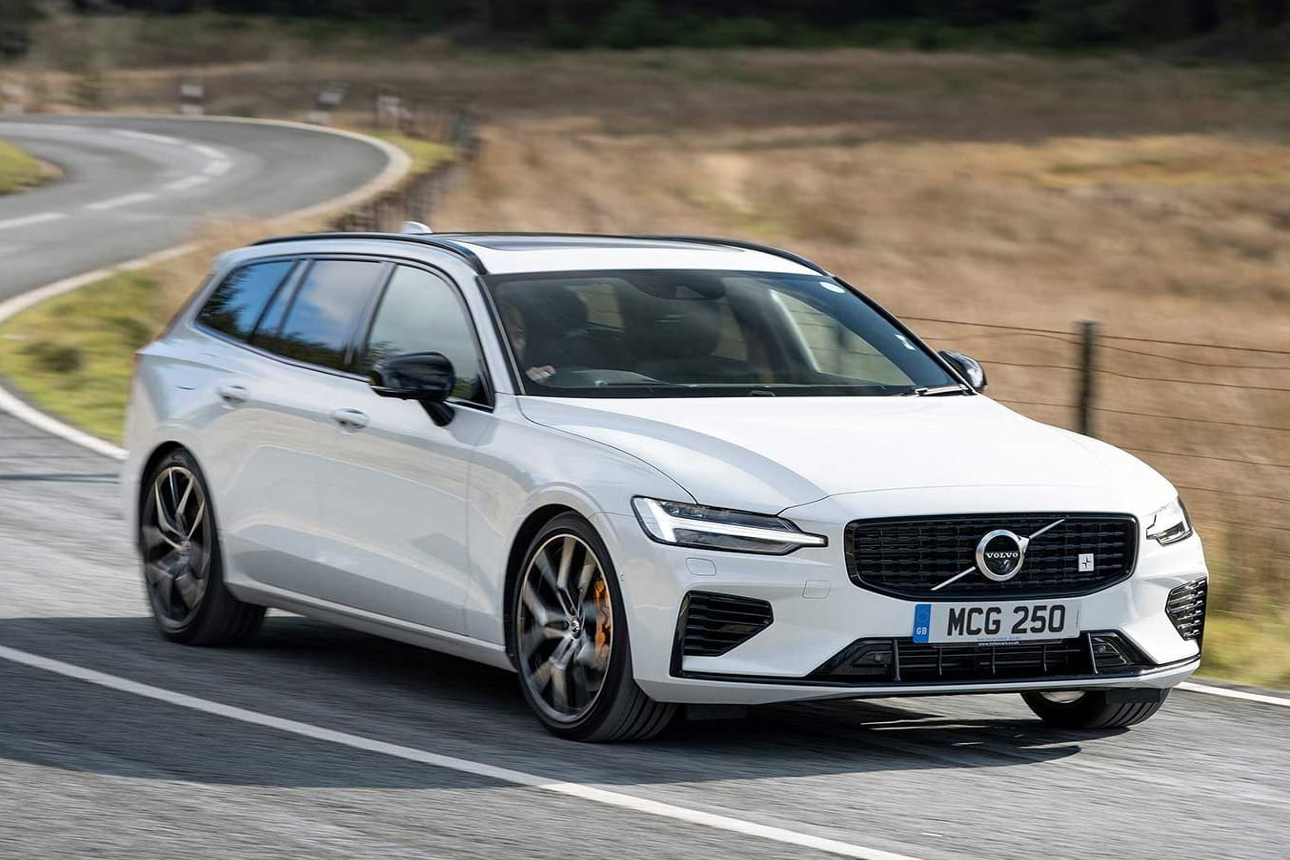 Volvo V60 T8 review