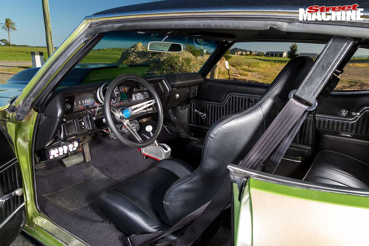 Chevrolet Chevelle interior