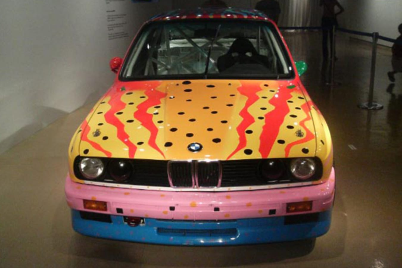 1989 BMW M3 Group A by Ken Done
