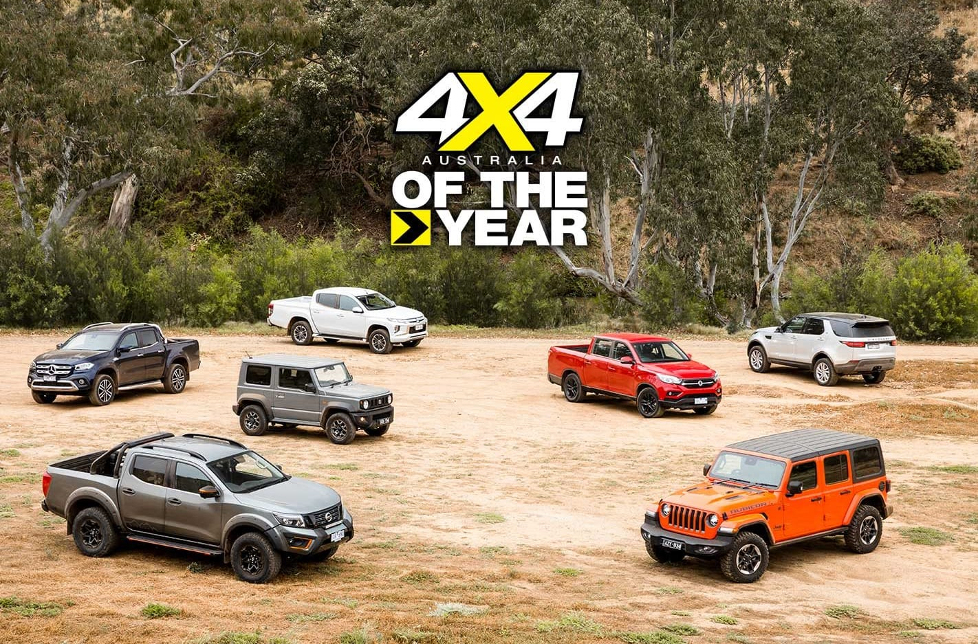 2020 4X4 of the Year Introduction