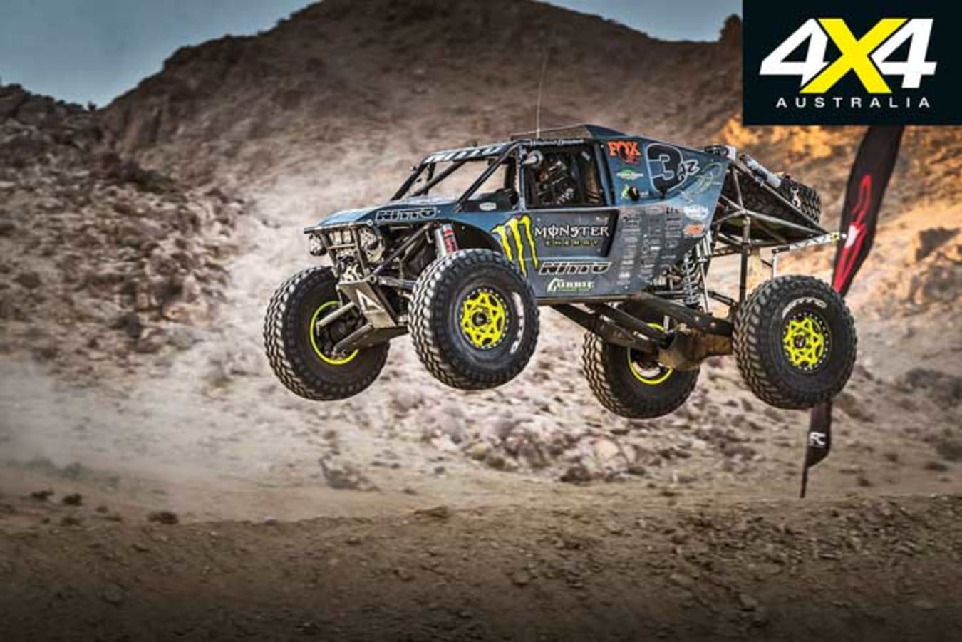 King Of Hammers 2020 Ultra 4 Buggy Jpg