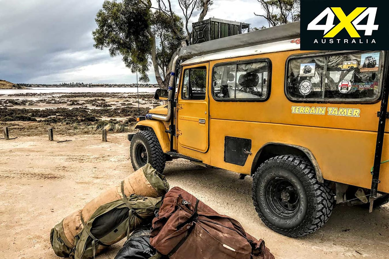 Readers 4 X 4 S March 2019 TOYOTA LC HJ 47 Jpg