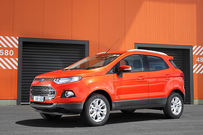 Ford EcoBoost Side