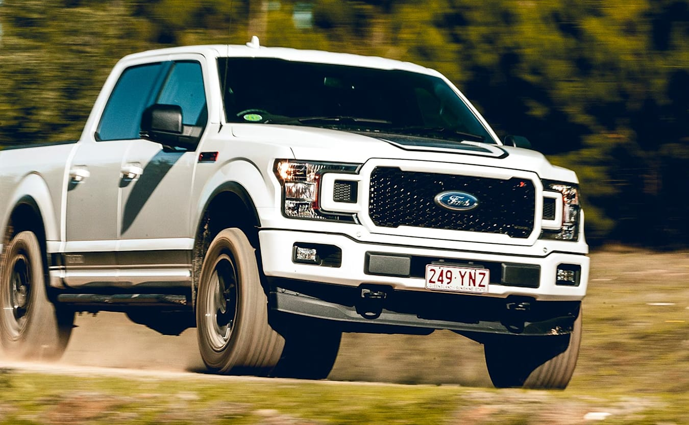 2019 Tickford Ford F-150 feature