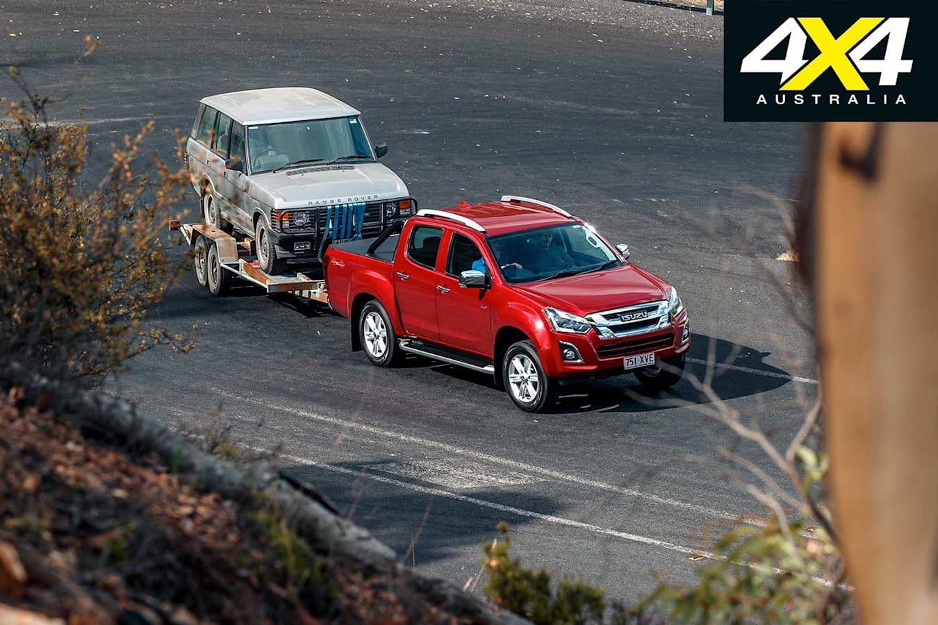 2019 Isuzu D Max Load And Tow Test Review Top Jpg