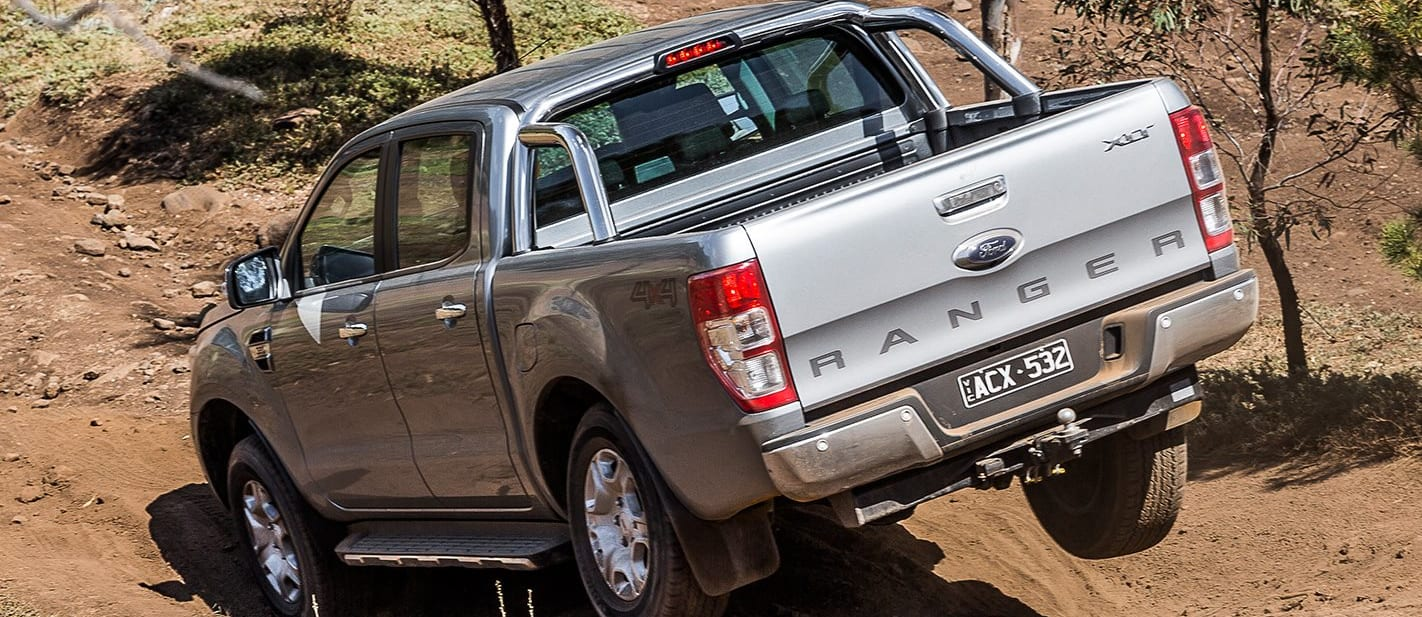 Ranger helps Ford reach milestone in Asia Pacific