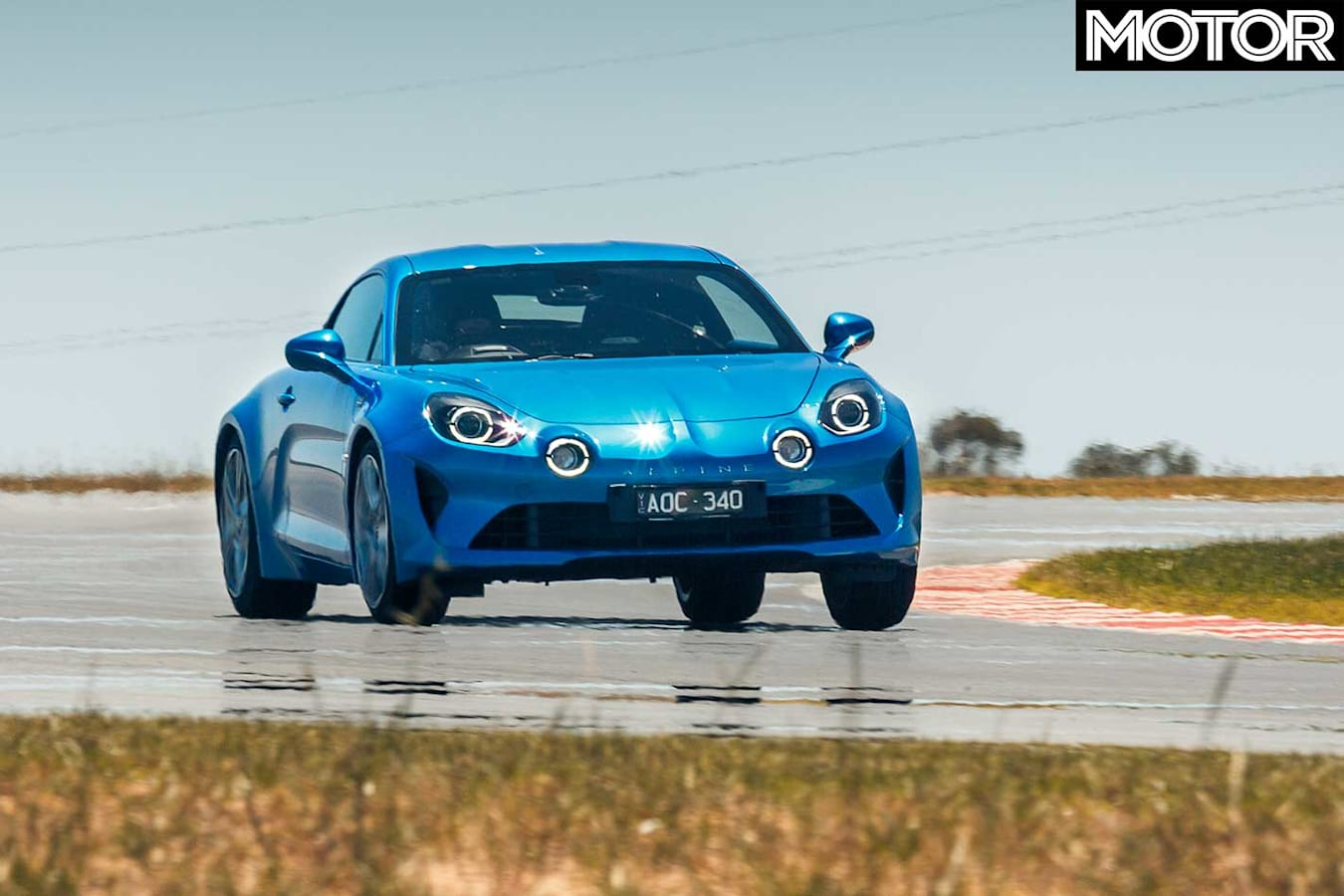 Performance Car Of The Year 2019 Track Test Alpine A 110 Track Jpg
