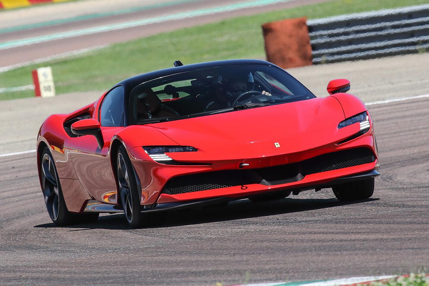 2020 Ferrari SF90 Stradale
