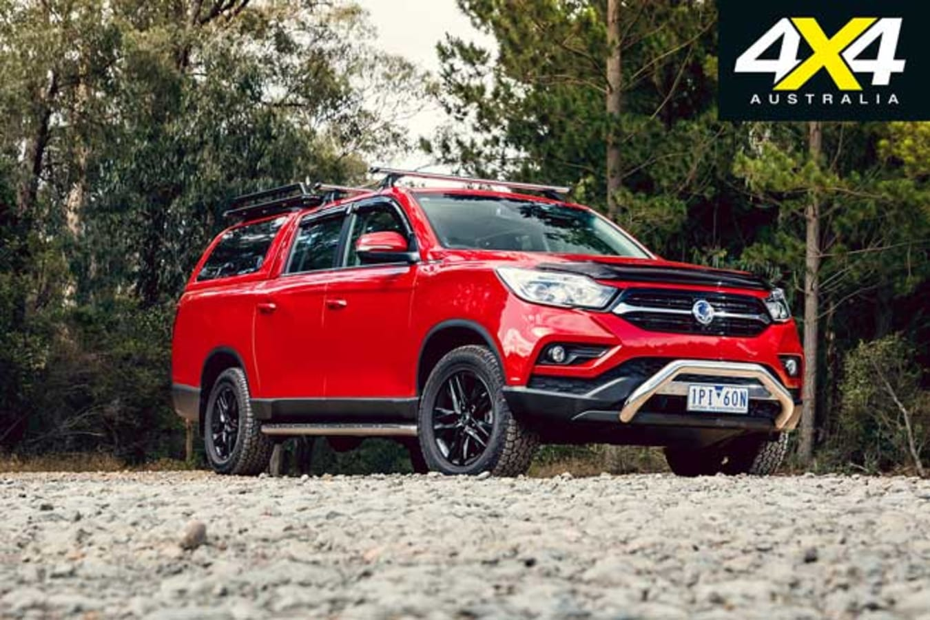 Ssangyong Musso XLV 4 X 4 Review Jpg