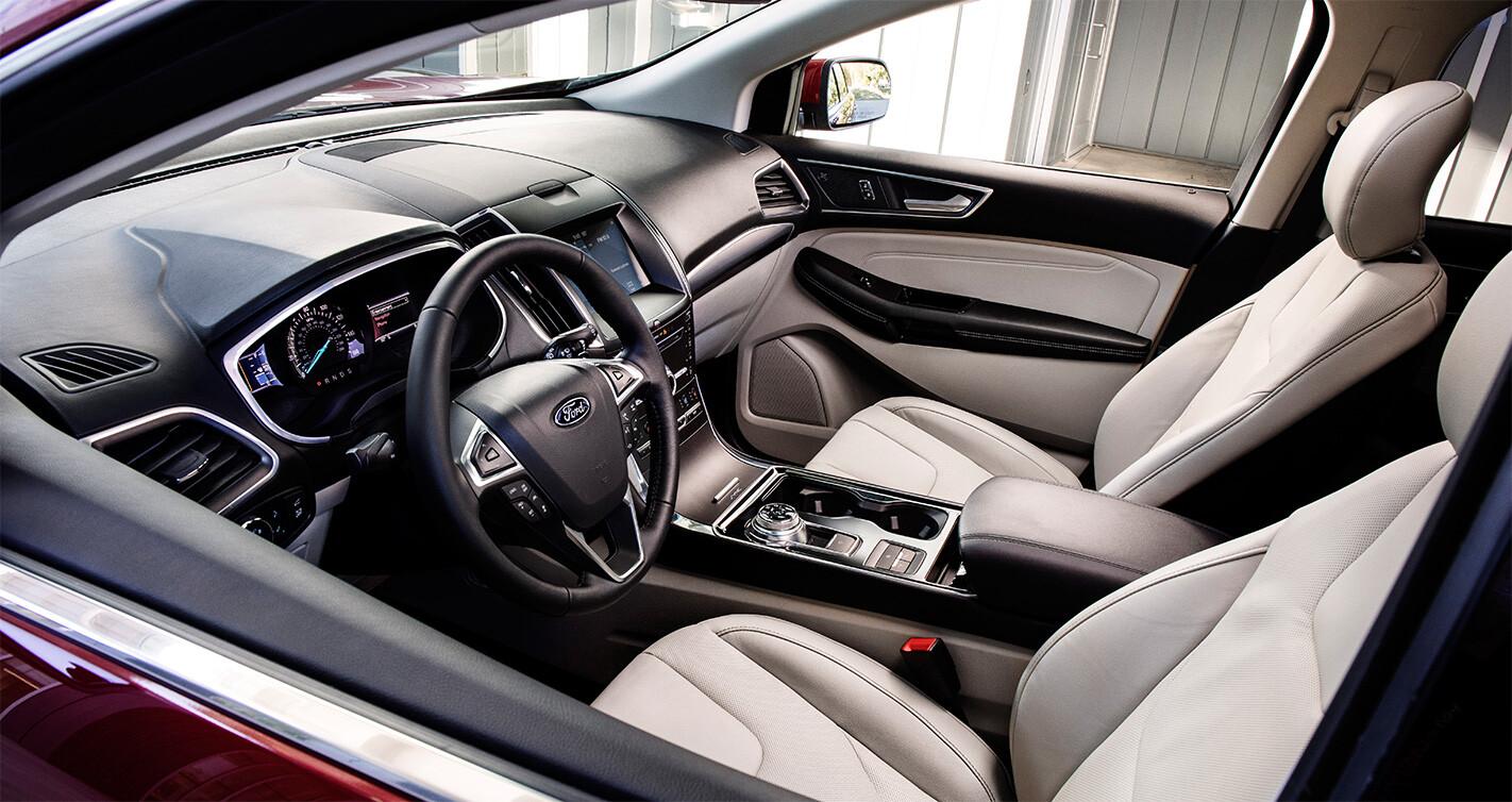 Ford Endura Interior Jpg