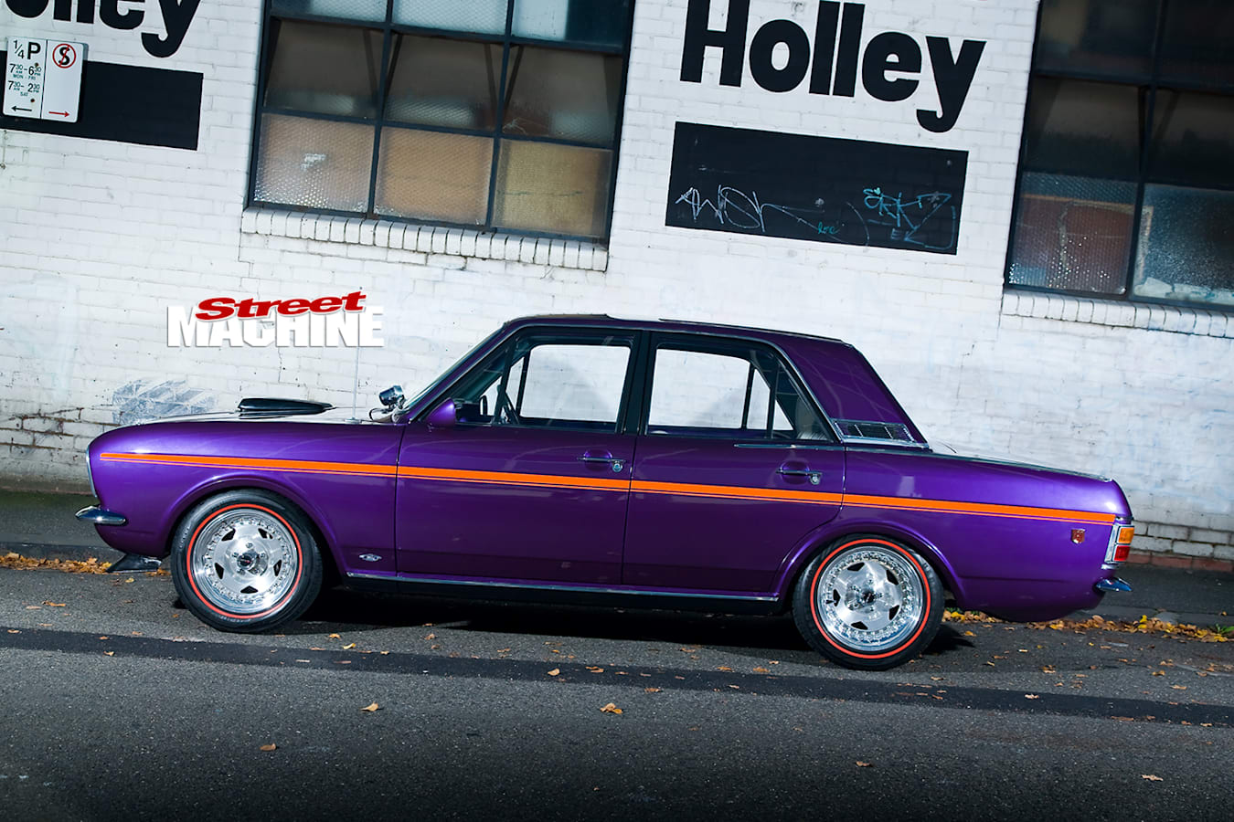 Ford -cortina -sideview