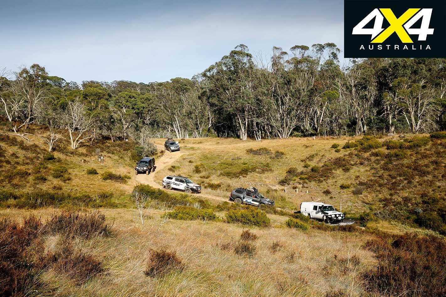 Victorian High Country 4 X 4 Tracks Jpg