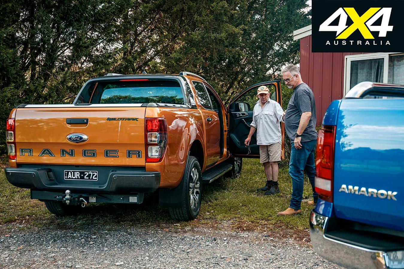2019 Ford Ranger 2 0 Load And Tow Test Rear Jpg
