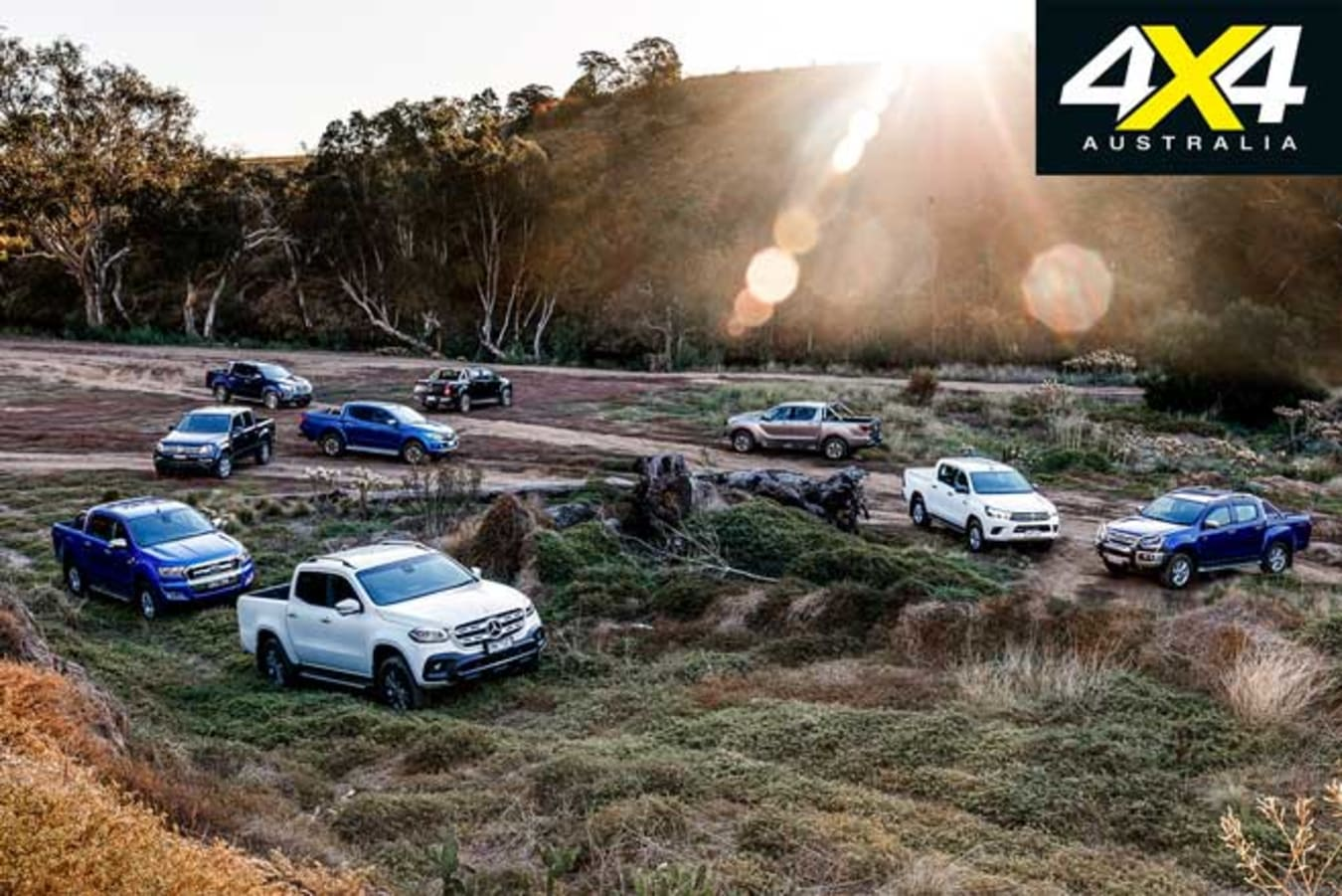 Dual Cab Ute Safety Features Explained Verdict Downsized Jpg