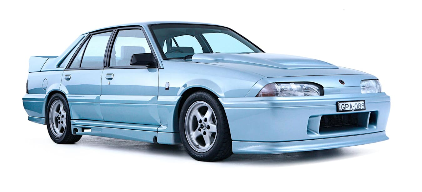 1988 HSV Commodore SS Group A Legend feature