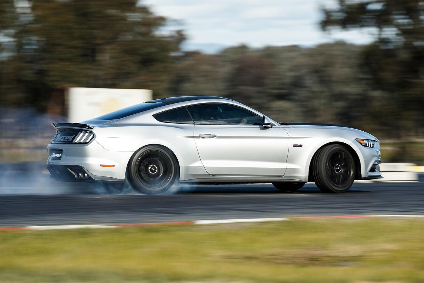 2017 Ford Mustang Herrod Performance Compliance Pack Jpg
