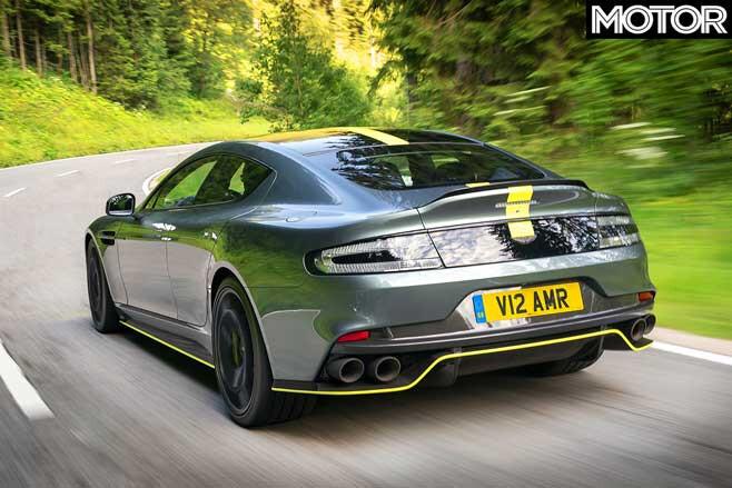 2019 Aston Martin Rapide AMR Handling Jpg