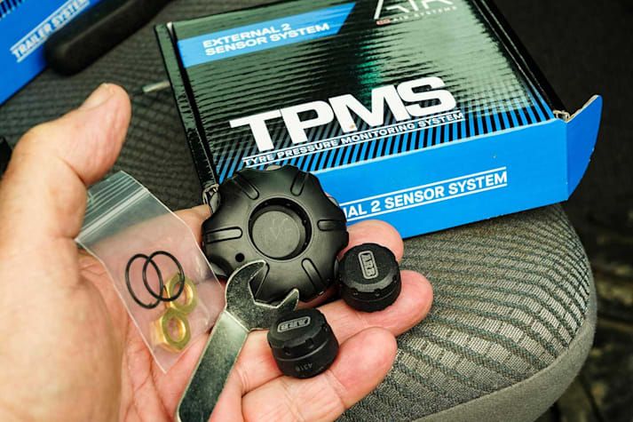 ARB Tyre Pressure Monitoring System review