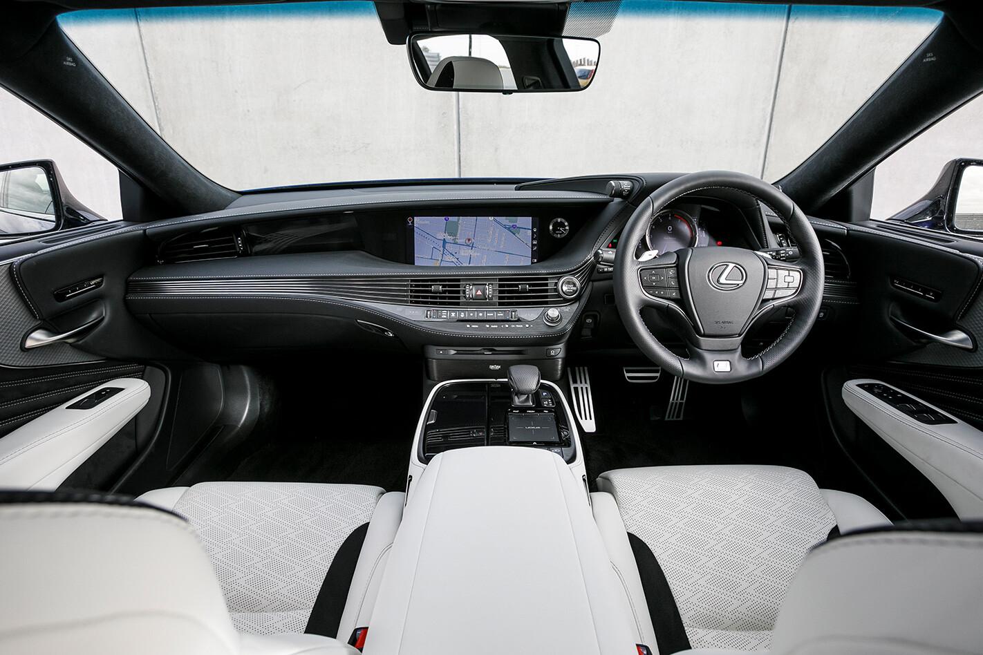 Bmw Lexus Limo Lex Interior Jpg