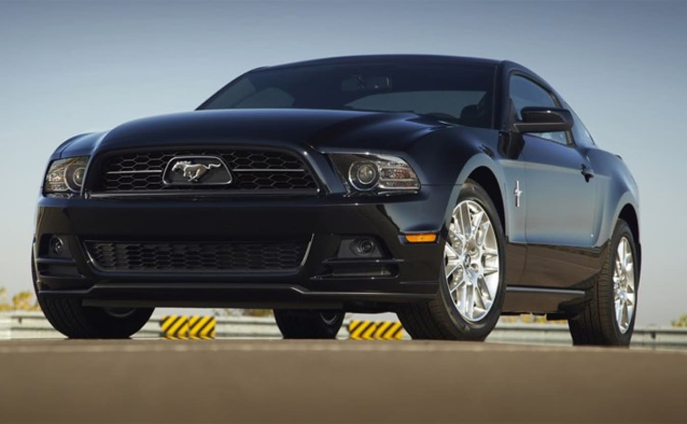 Mustang gets more power, new design, tech upgrades