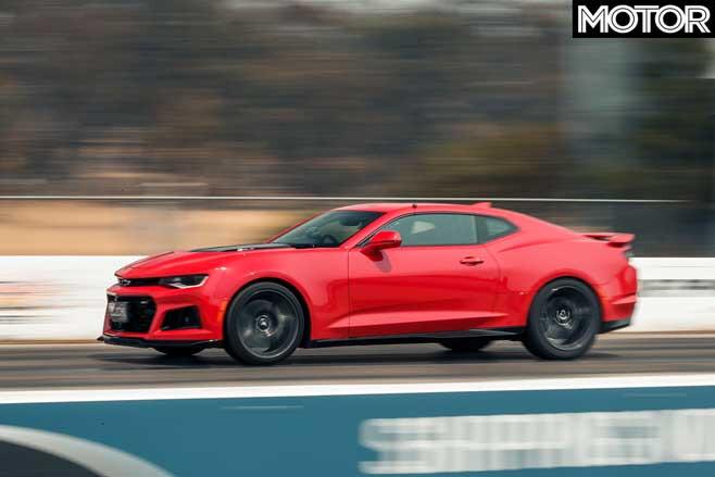 Chevrolet Camaro ZL 1 Long Term Review Update 1 Drag Performance Jpg