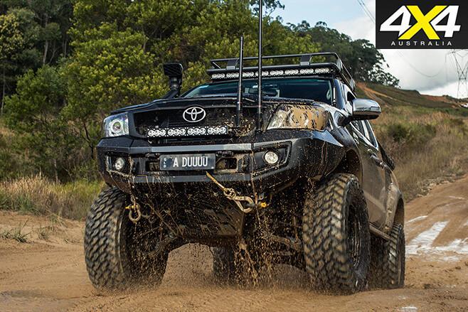 Toyota hilux sr5 custom