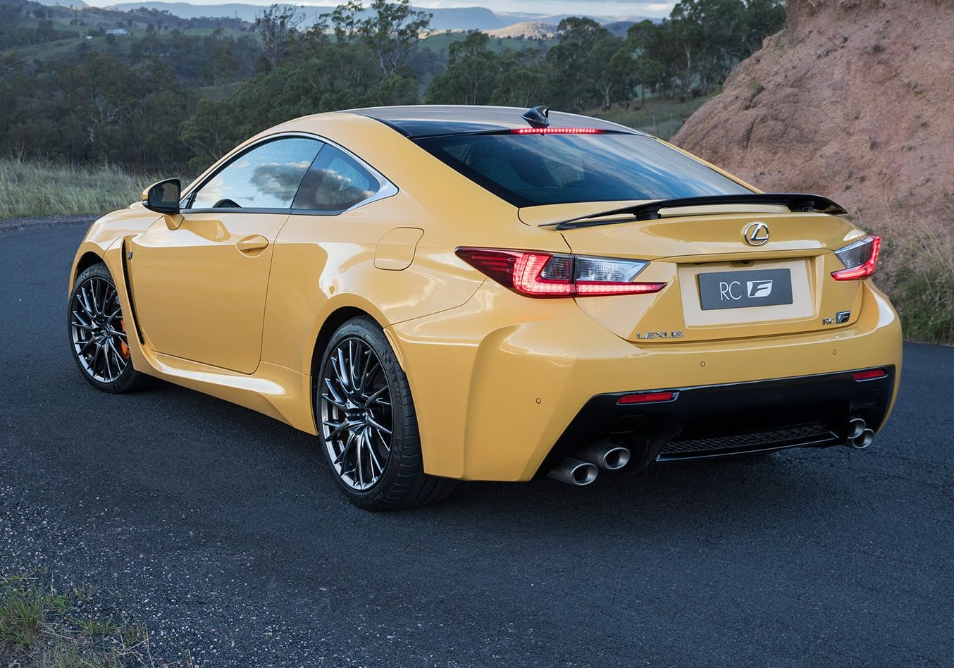 2018 Lexus RC pricing and features