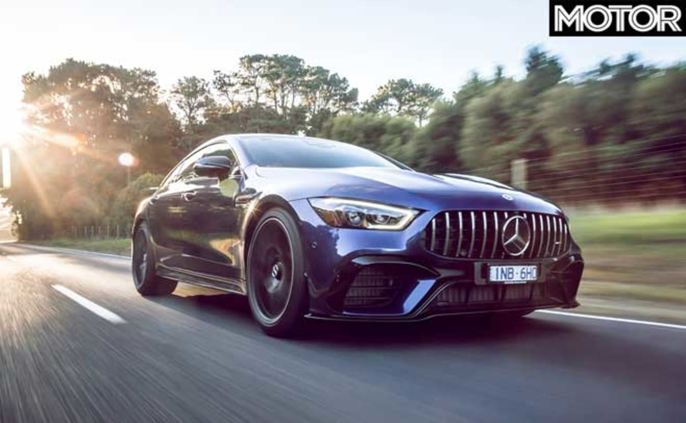 Top fastest cars tested MOTOR Magazine 2019 Mercedes-AMG GT63 S