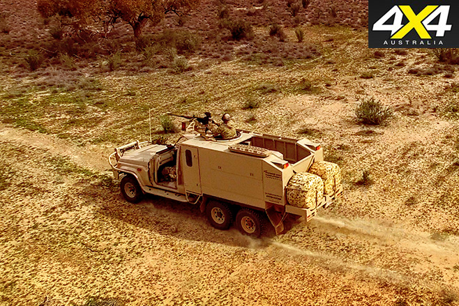 APVs LRPV gun mounted