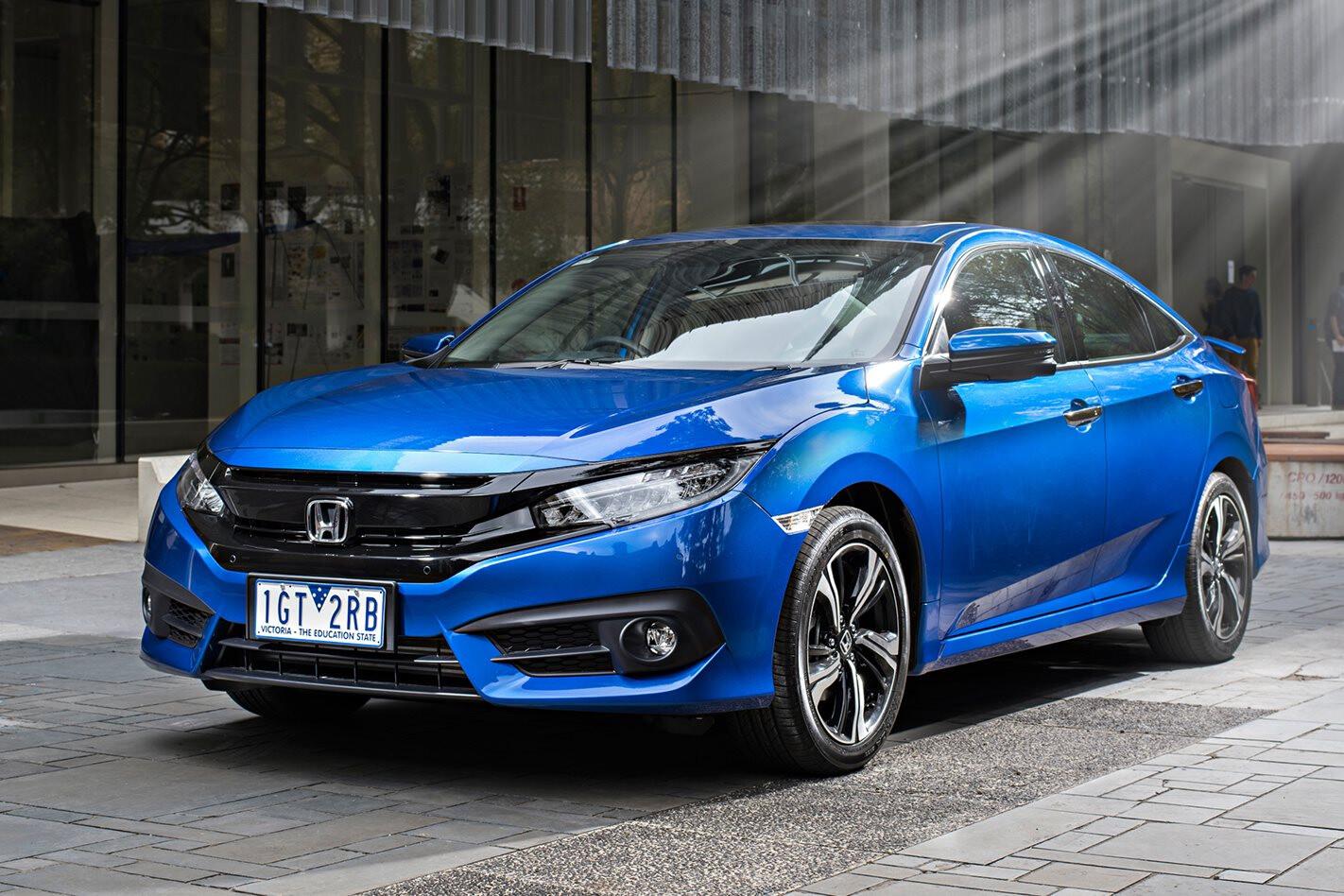 Honda Civic RS sedan
