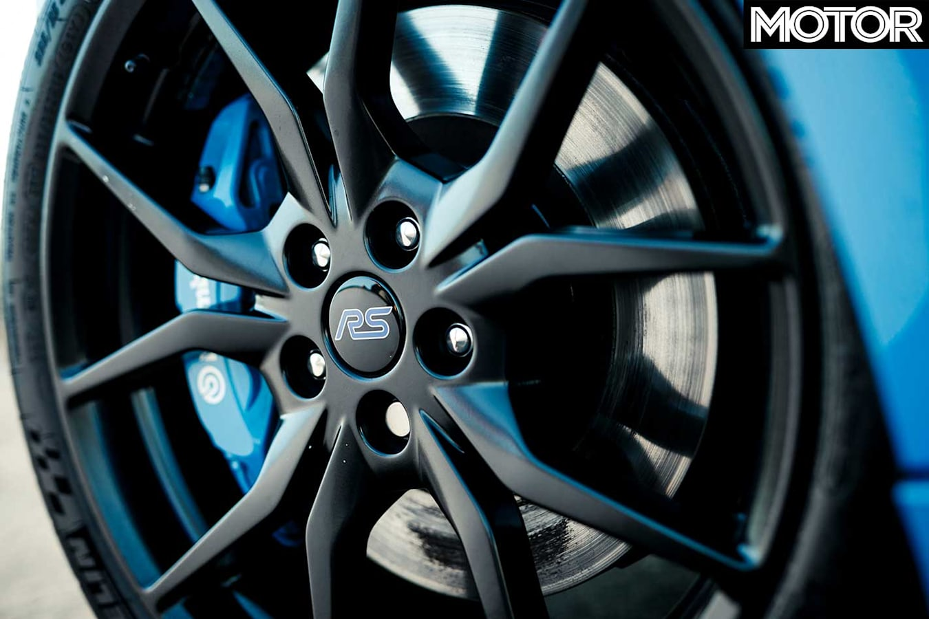2018 Ford Focus RS Limited Edition Brakes Wheels Tyres Jpg