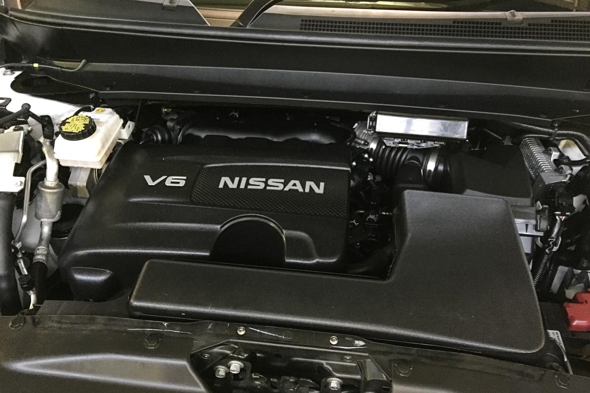 Nissan Pathfinder 2017 2018 recall