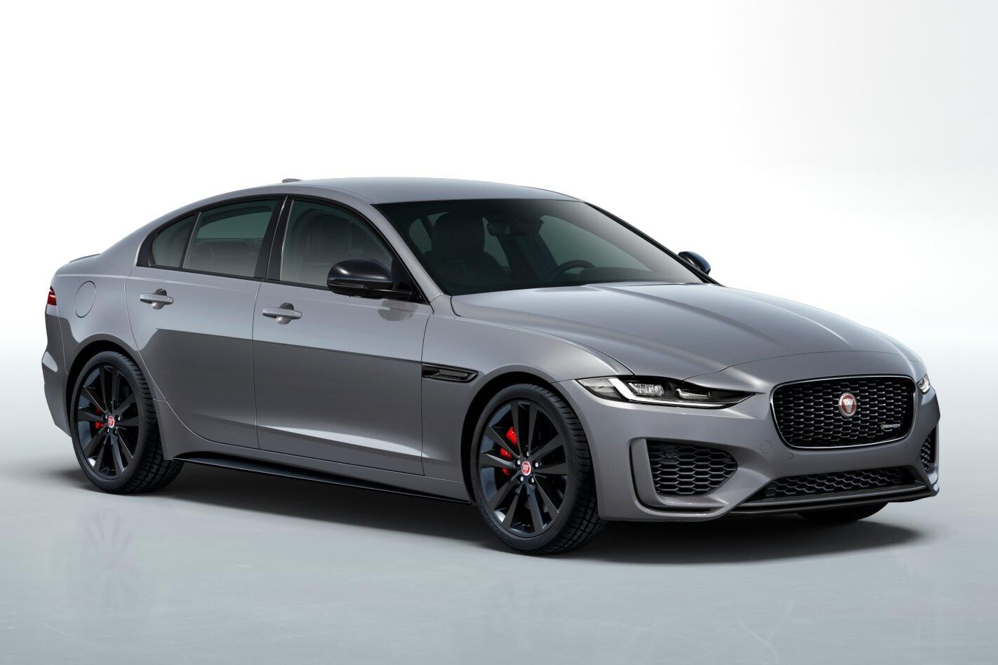 2021 Jaguar XE Black
