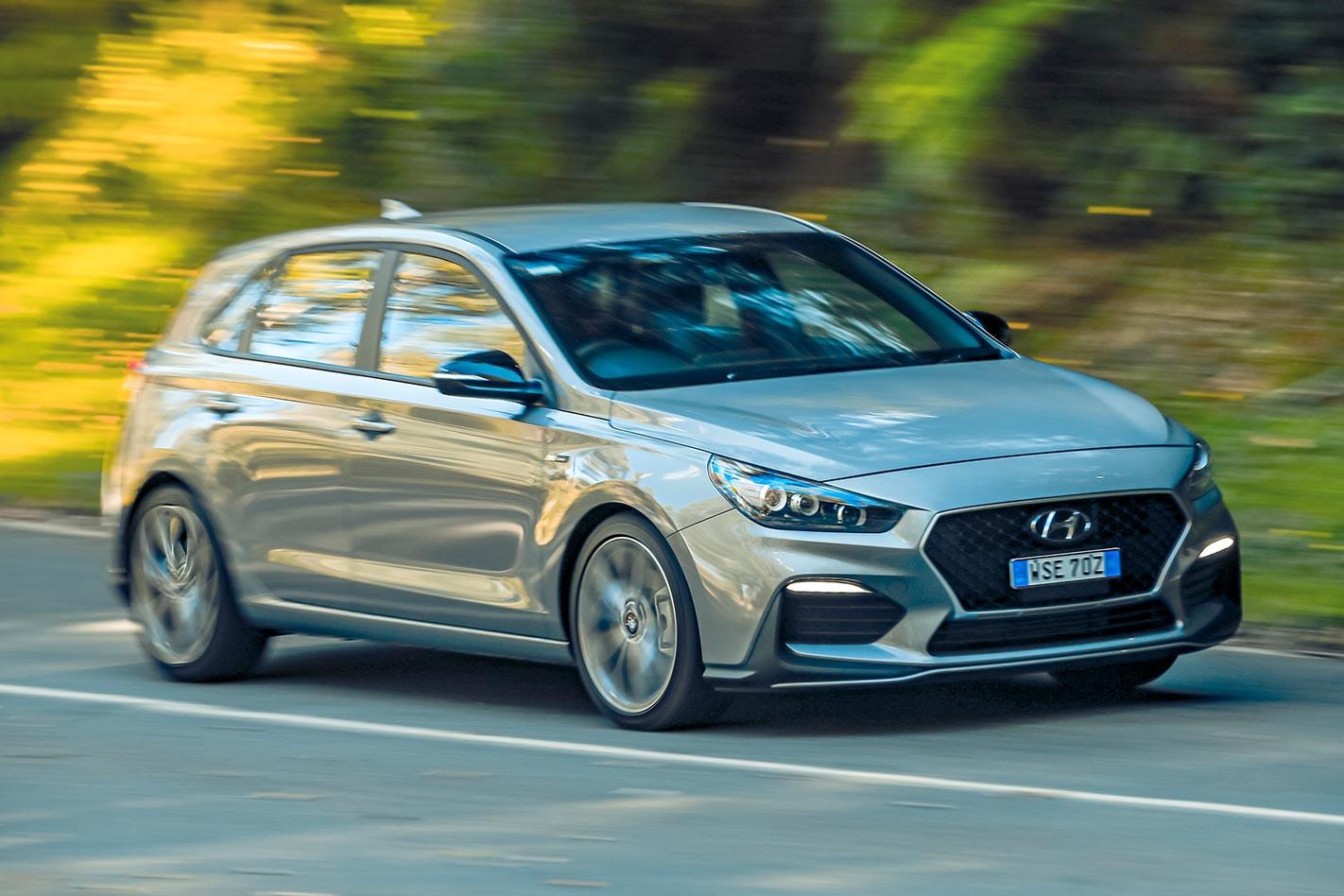 2021 Hyundai i30 N Line