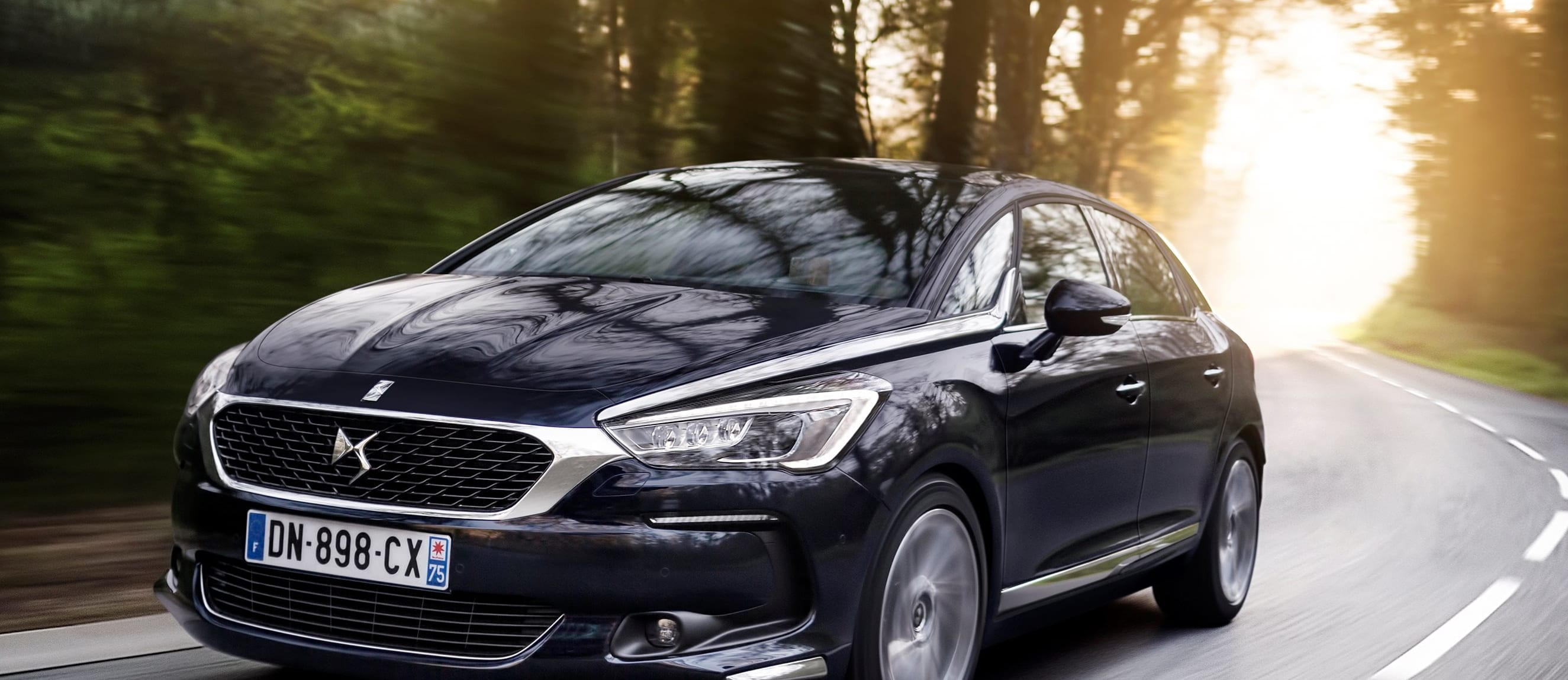 2016 DS 5 Blue Hdi