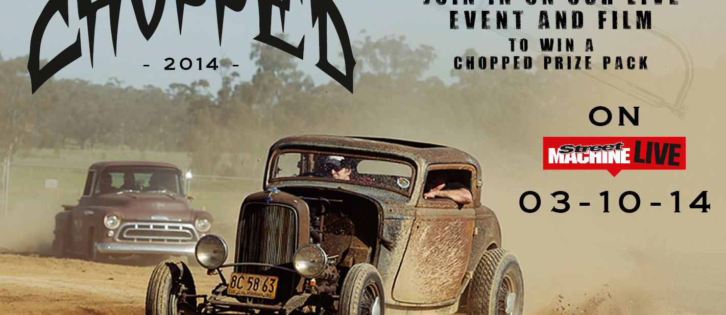 Chopped 2014 Live Event Feed