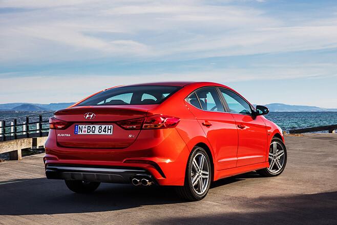 Hyundai Elantra SR Turbo