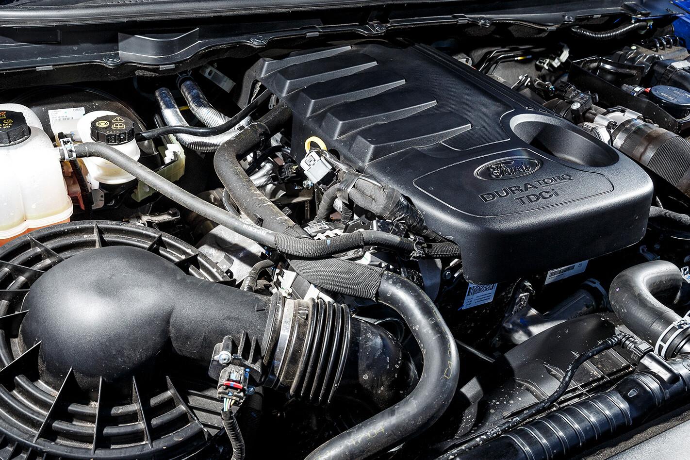 Ford Merc Ranger Engine Jpg