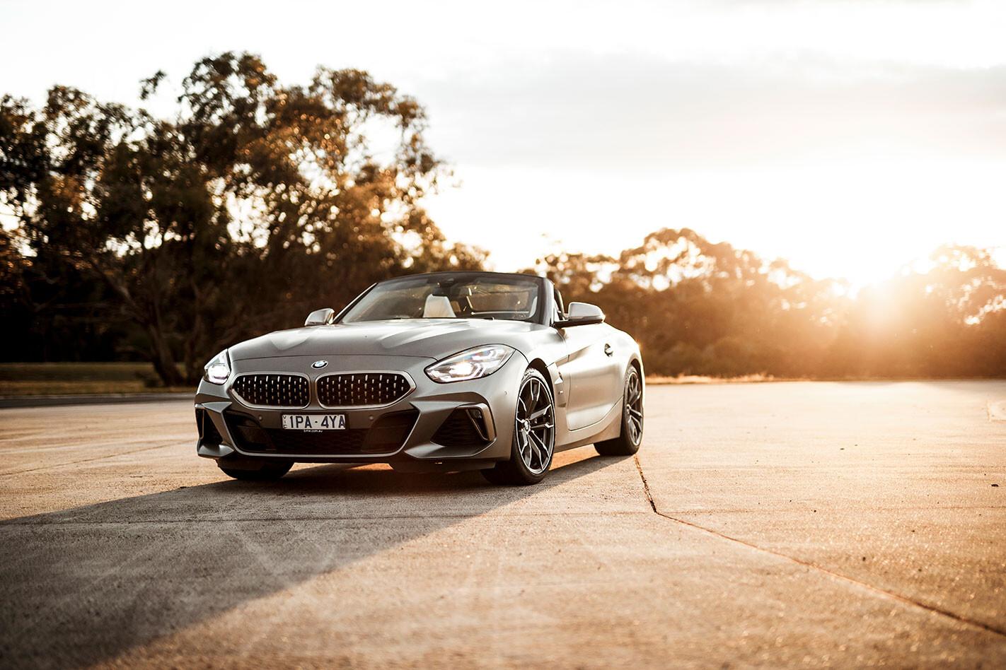BMW Z4 - 2020 COTY Contender