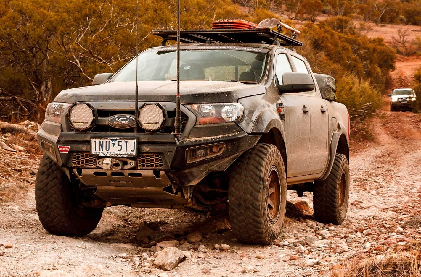 AFN bumper and underbody protection product review