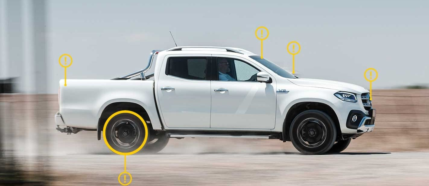 Dual-cab ute safety features explained
