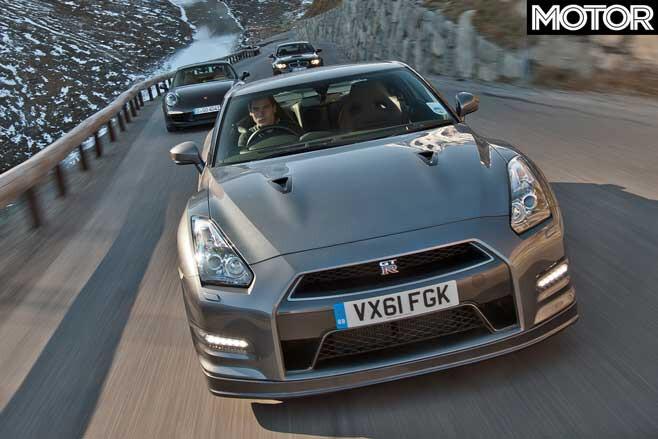 2012 Nissan GT R Performance Jpg