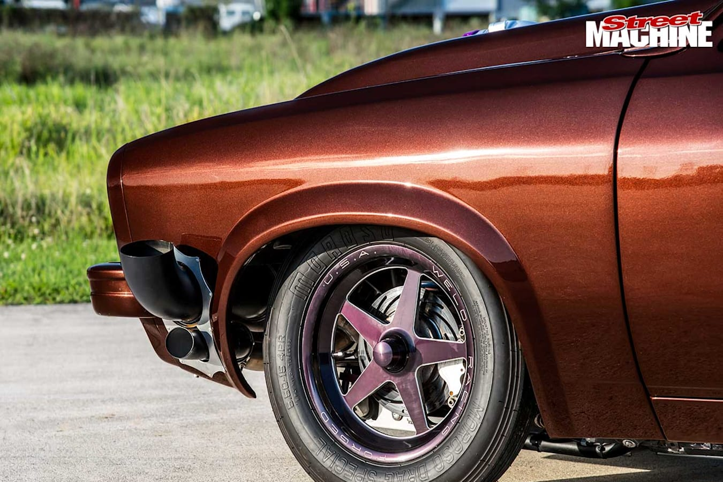 Holden LX Torana hatch wheel