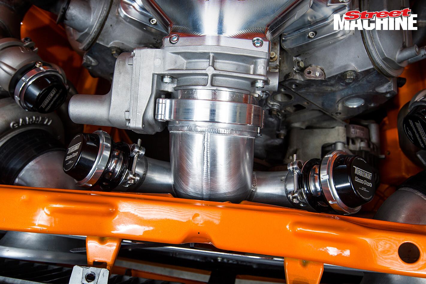 Toyota Corolla Twin Turbo LS Build 13