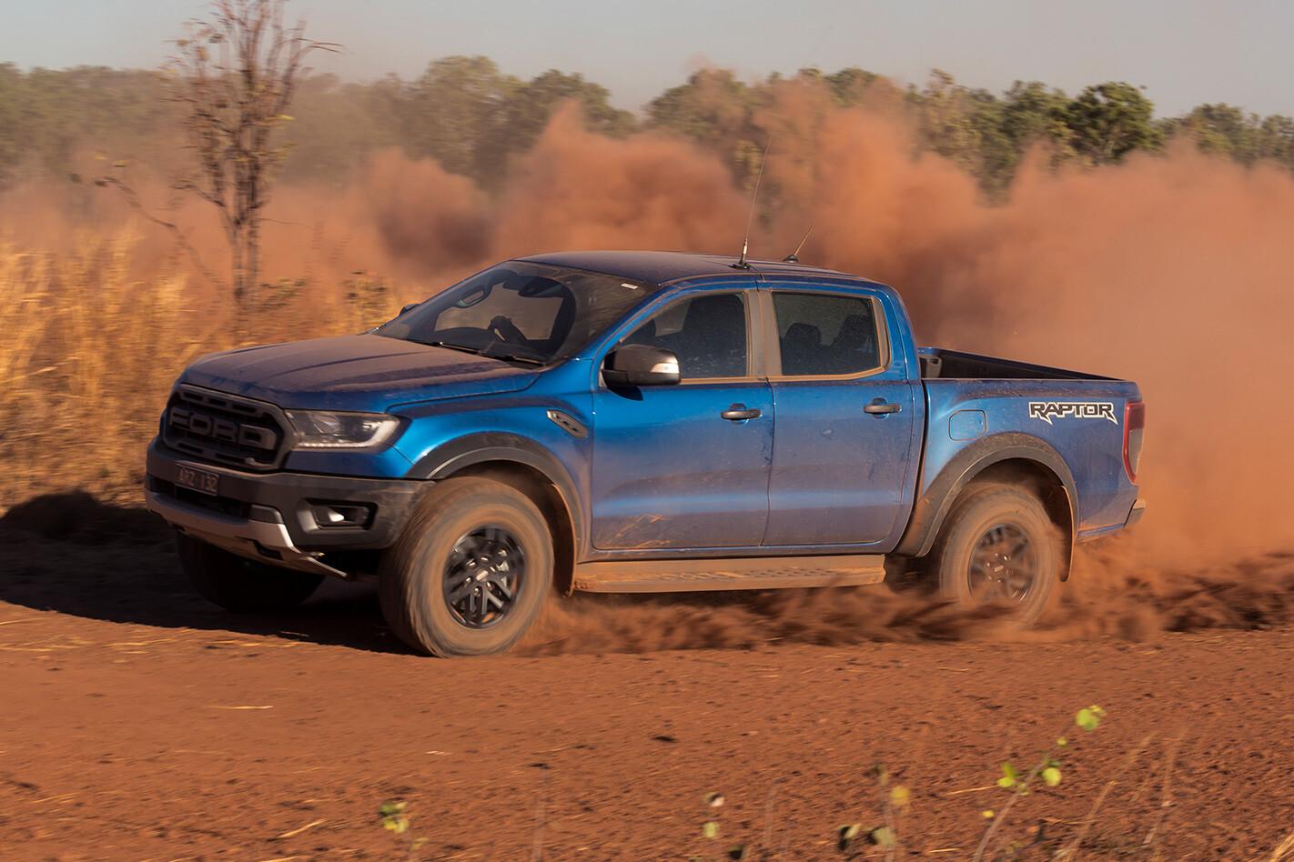 Ford Ranger Raptor Drift Jpg