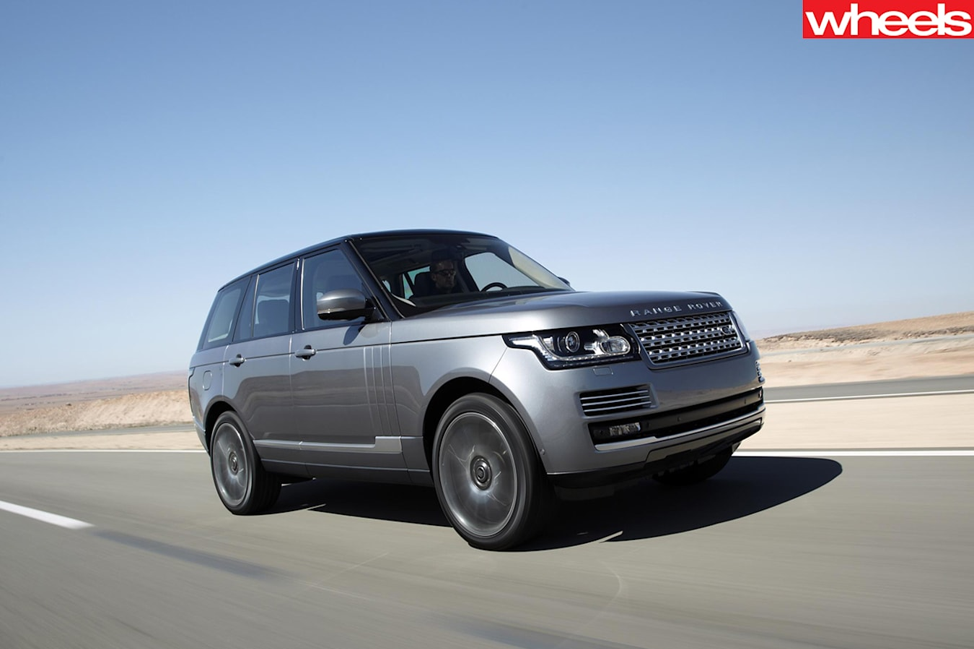 Range Rover Vogue SDV8