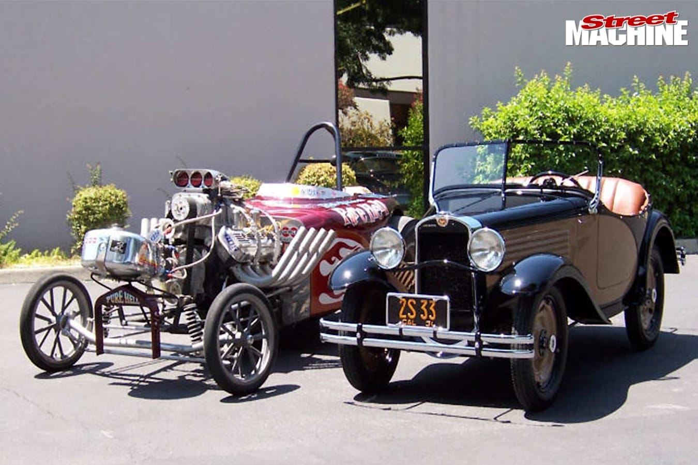 fuel roadster