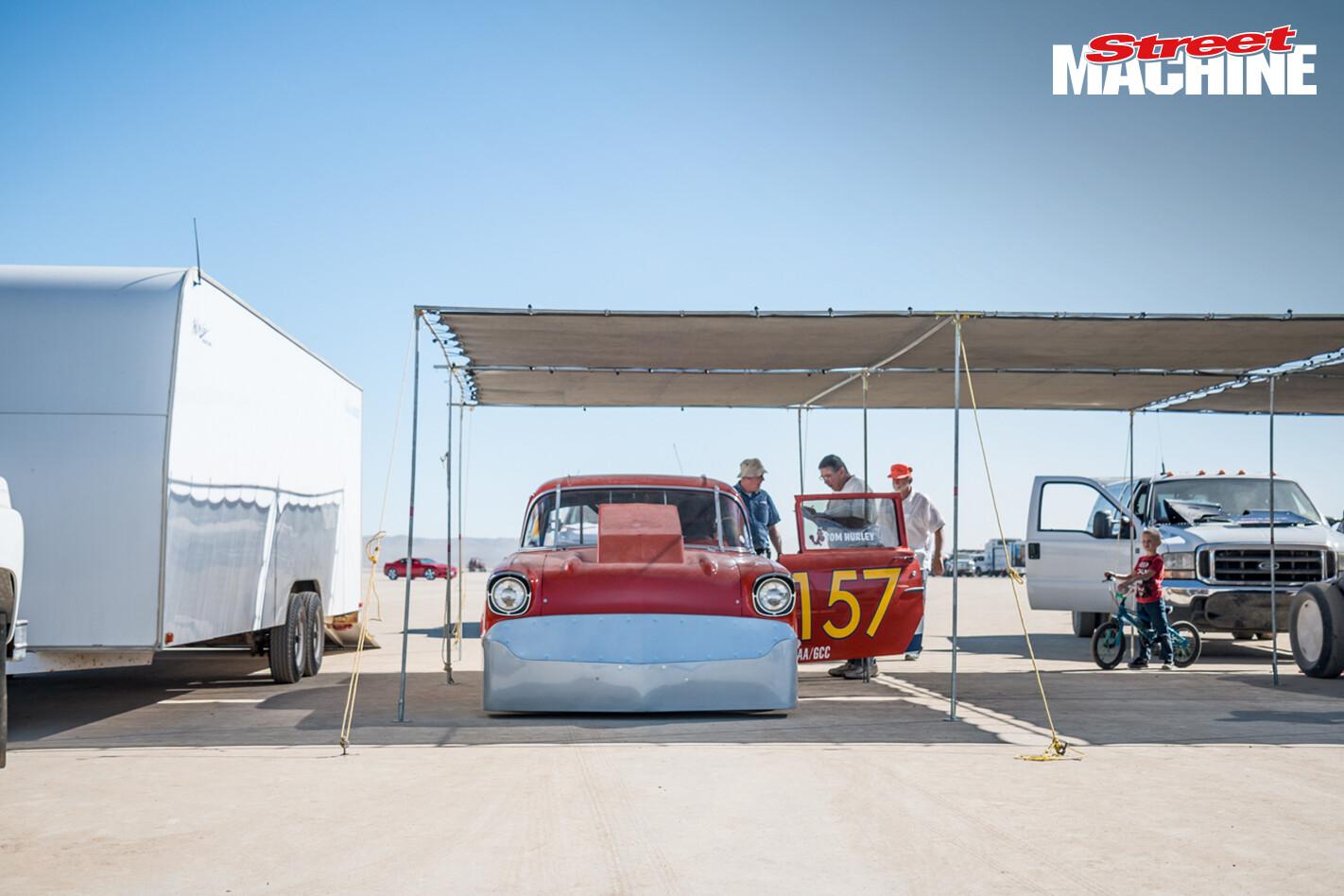 El Mirage Land Speed Racing 3800