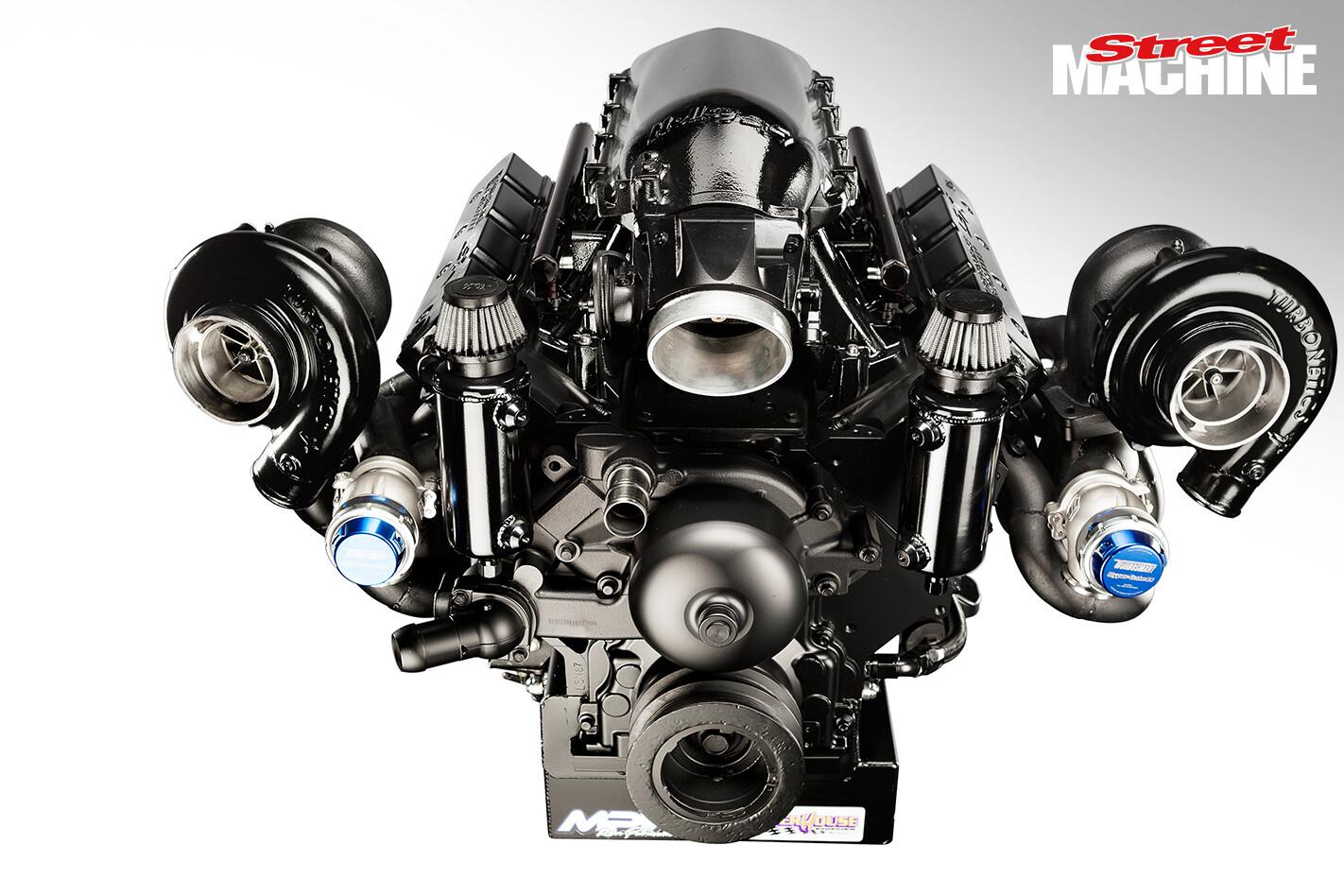 LSX Twin Turbo 427