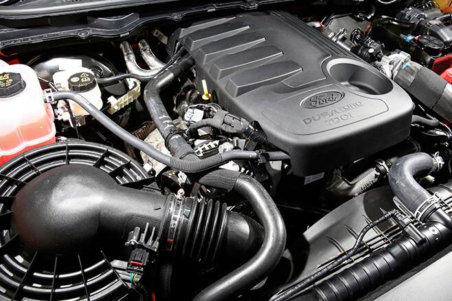 Ford -Ranger -engine